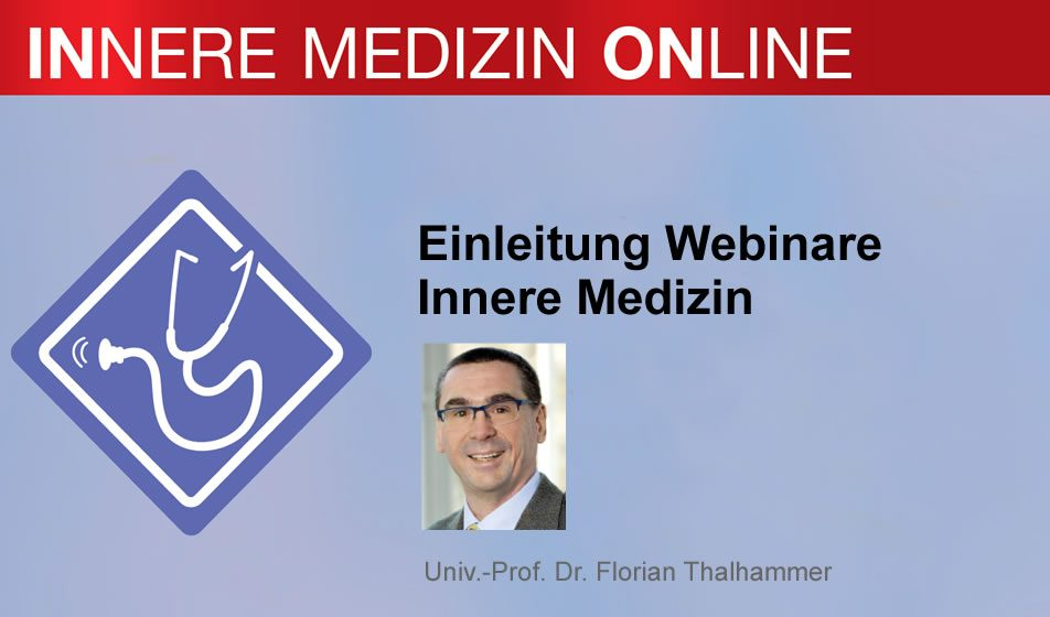 Einleitung Webinare Innere Medizin